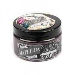 Серые волосы - серая краска для волос - Mathilda Granny Grey - серый цвет волос